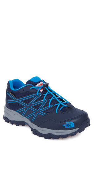 The North Face Hedgehog Hiker WP Shoes Junior cosmic blue/blue aster
